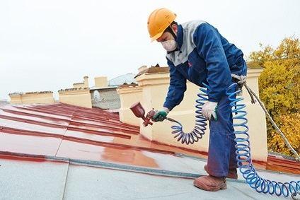 Peinture de toiture Nievroz 01120
