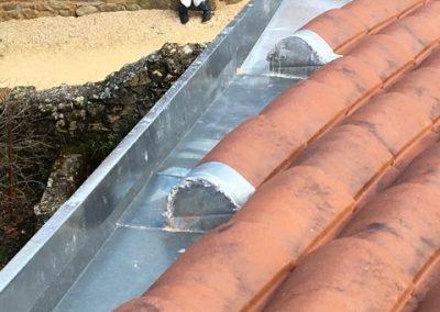 Fuite d'eau de toiture Lyon