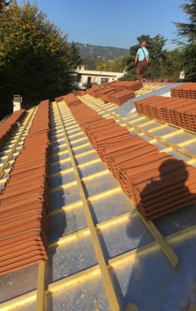 Rénovation de toiture Lyon