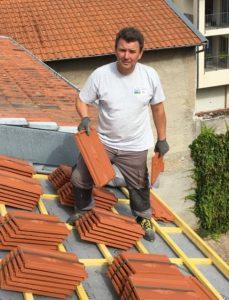 Rénovation de toiture Parcieux